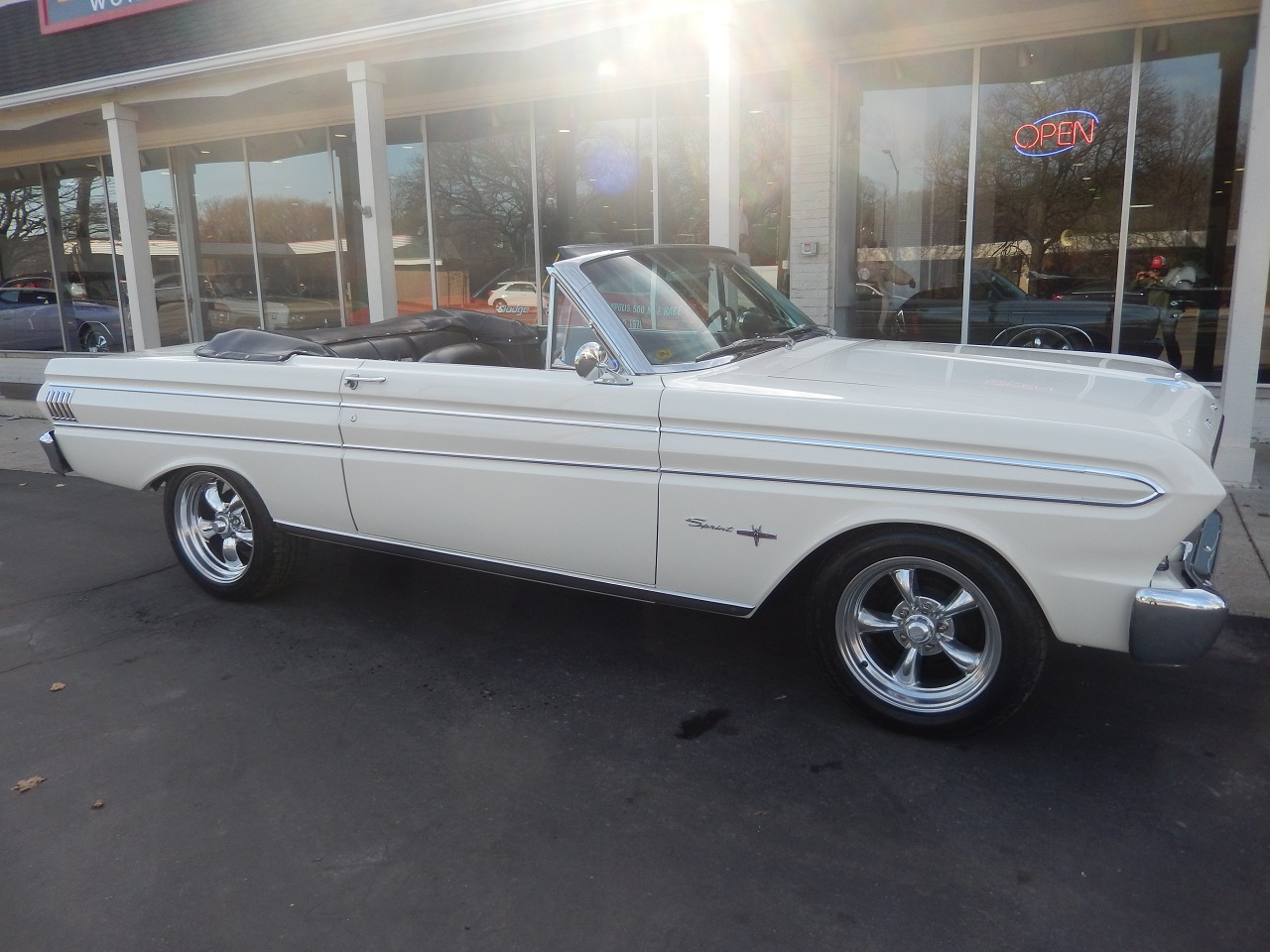 Southern Motors 1964 Ford Falcon Sprint Convertible