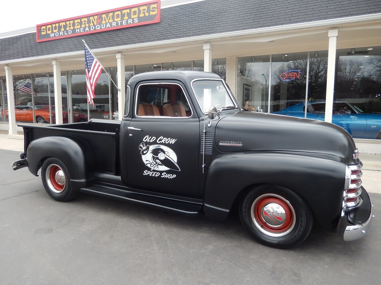 Sold 1949 Chevy Truck 5 Window Chevrolet 3100