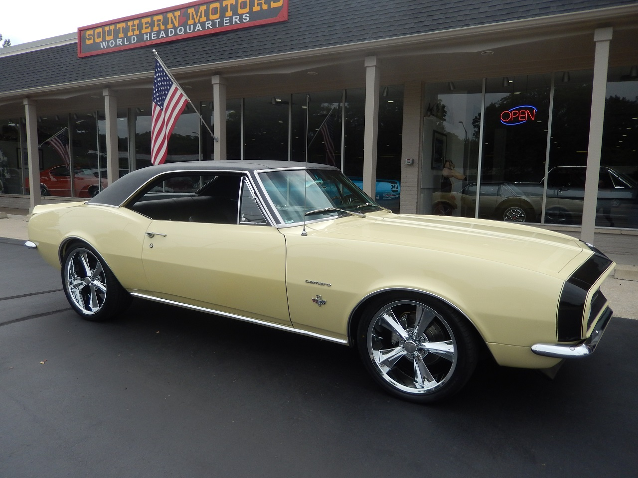 Fancy classic car dealers alabama frieze classic cars for Southern motors used cars